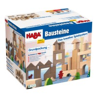 HABA - Natural Building Blocks Starter Set