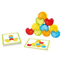 HABA - Stacking Game Wigglefants