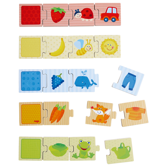 HABA - Matching Game Colours