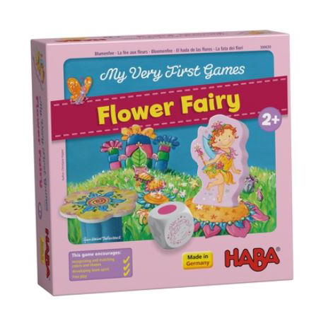 HABA - My First Games Flower Fairy