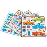 HABA - Magnetic Box Cars