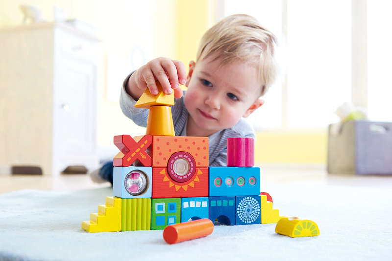 HABA - Building Blocks Colour Joy