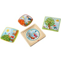 HABA - 4 Layer Puzzle Seasons