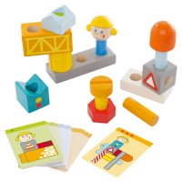 HABA - Pegging Game Building Site