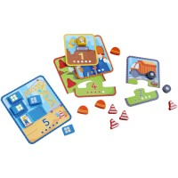 HABA - Matching Game Build and Count