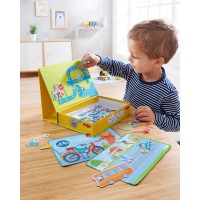 HABA - Magnetic Game Street Sense