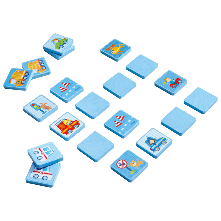 HABA - Matching Game Vehicles