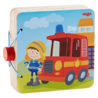 HABA - Wooden Book Fire Brigade