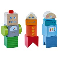 HABA - Discovery Blocks Robot Friends