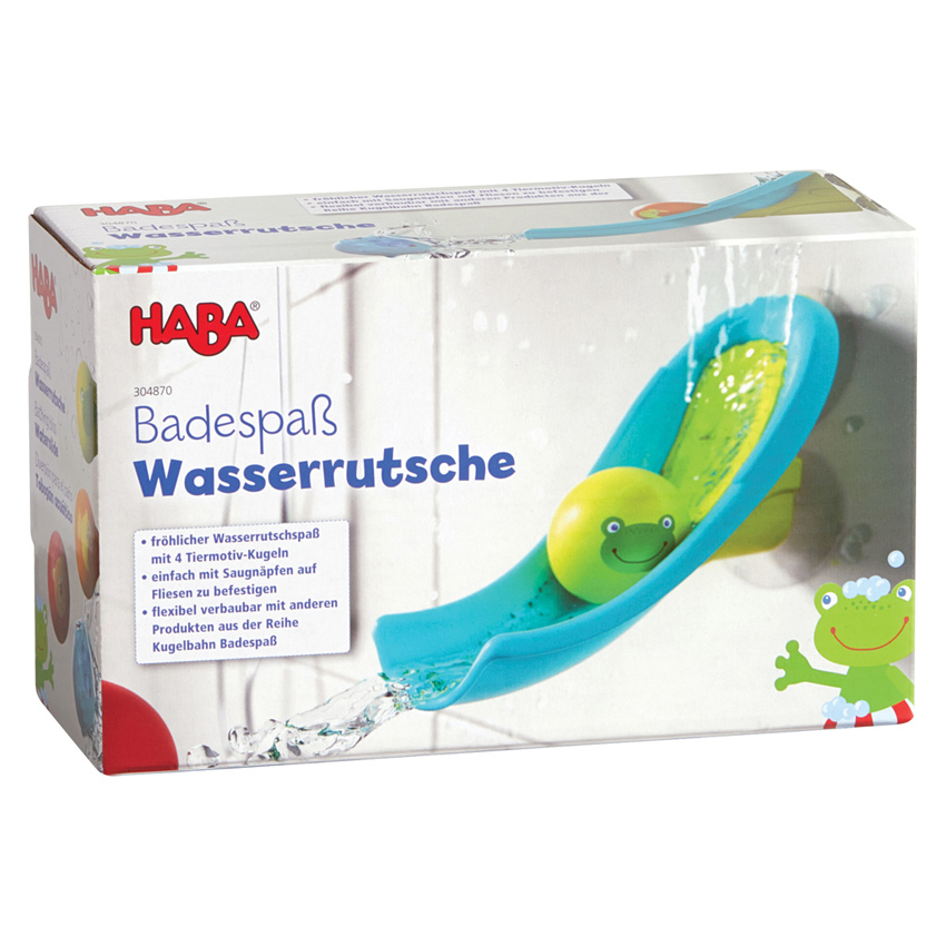 HABA - Bathing Bliss Waterslide