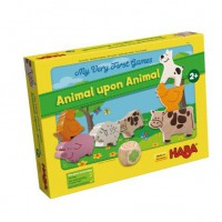 HABA - My First Games Animal Upon Animal