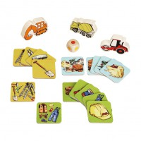 HABA - Loco Lingo Building Site Game